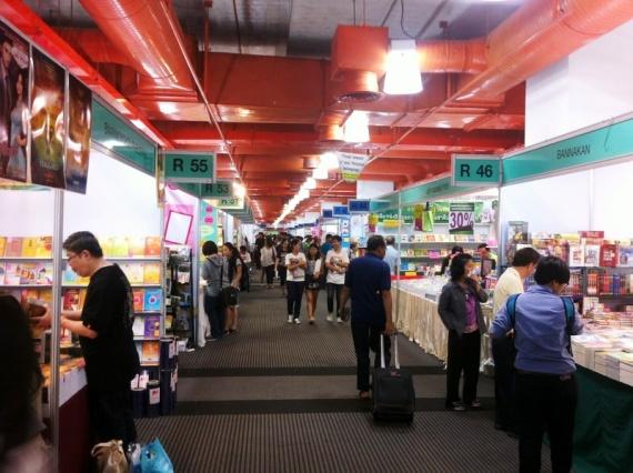 2014_04_01 Thailand Bangkok Book Fair IMG_8007