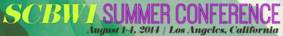 SCBWI Summer Conference 2014